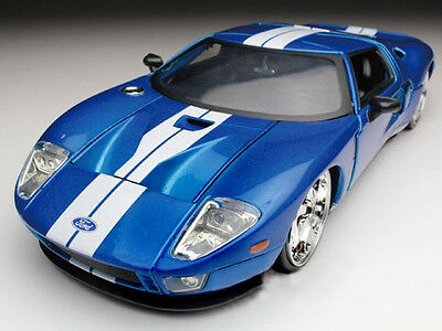 Fast & Furious - Ford GT 1:24 Scale Diecast Model
