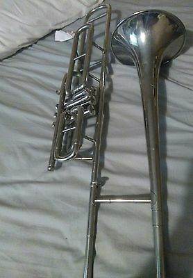 Boosey & co valve trombone