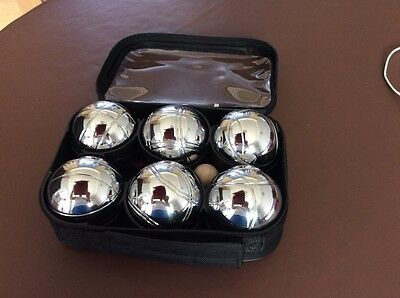 set of French Boules.