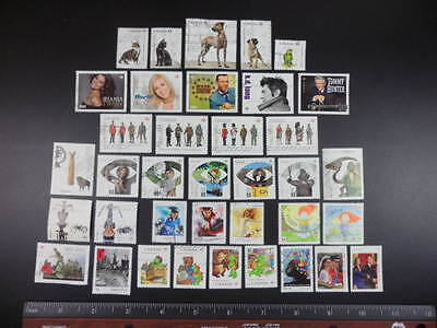 8 Sets + of Canadian Stamps A