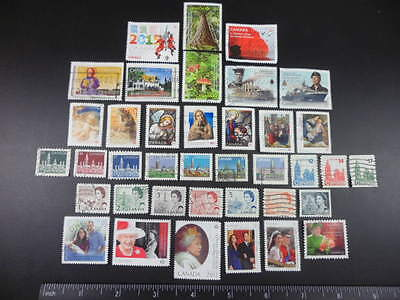 8 Sets of Canadian Stamps E