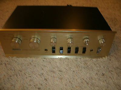Dynaco PAT-4 Pre-Amplifier - Works But Read -