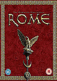 Rome - Series 1-2 - Complete (Blu-ray, 2009, Box Set)       New       Fast  Post