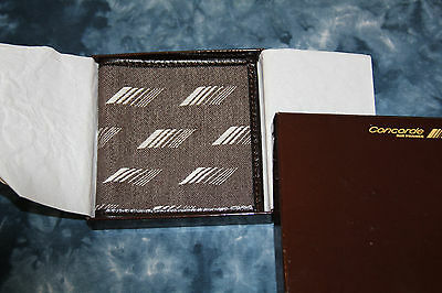 Air France Concord - Wallet -   ** New In Original Box **