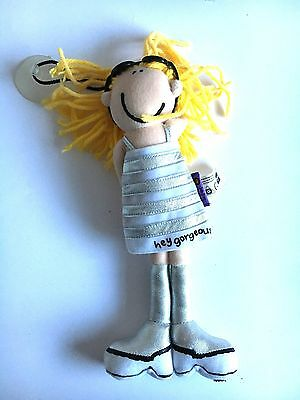 Bang On The Door 'Hey Gorgeous' Doll