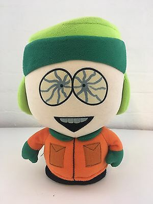 "KYLE 12"" Bloodshot eyes South Park Comedy Central 1998 Plush/Soft Toy RARE"