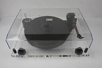 Pro-Ject 6 PerspeX Xtension 9 Evolution Superpack Turntable - Like New