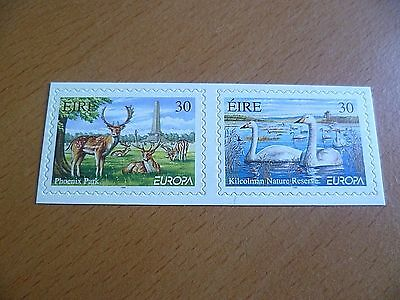 Ireland Stamps : 1999 Europa : Parks and Gardens MNH S/A