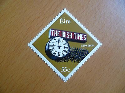 Ireland Stamps : 2009 150th Anniversary of The Irish Times MNH