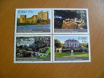 Ireland Stamps : 2007 Castles S/A MNH