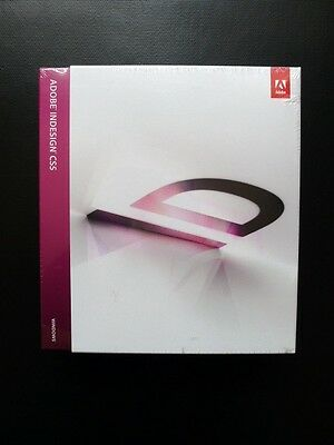 Adobe InDesign CS5 UPGRADE (FROM CS2/CS3/CS4) 65073464 WINDOWS / PC (BRAND NEW)
