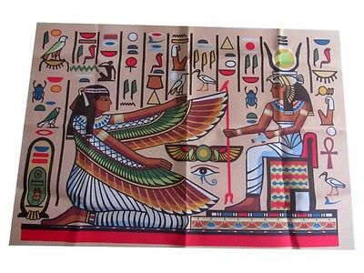 Canvas Tapestry Needlepoint Printed Embroidery Gobelin Fresque Egypt 933.20
