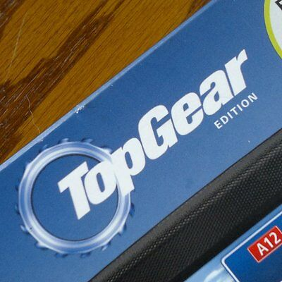 TomTom GoLive 820 Top Gear Edition - Banned!  The best GPS....in the world.
