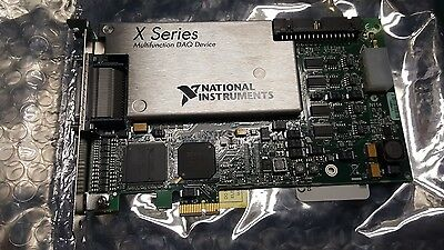 National Instruments High Speed X Series Data Acquisition PCIe-6353