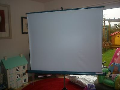 MP Orion mobile projector screen