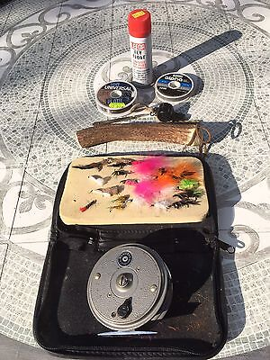 Olympic Carbon Fly Rod & Reel