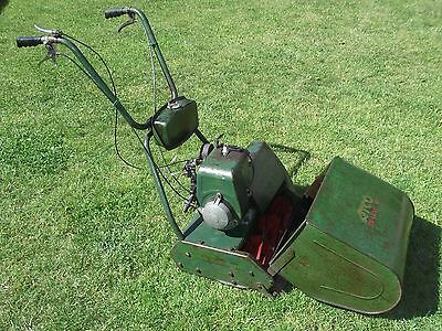 Petrol lawnmower Atco Deluxe 17