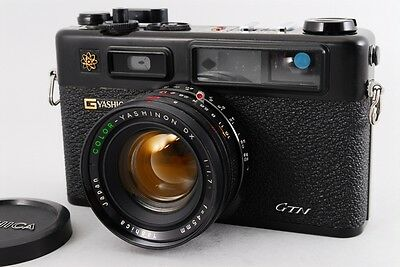 """""""Excellent++""""  Yashica  Electro 35  GTN  35mm rangefinder Film Camera from Japan"""