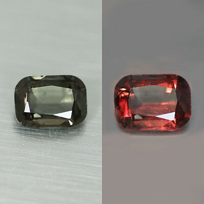 1.96Cts Unique Rare 100% Natural Earth Mined Aaa++ Top Color Change Garnet Gem!