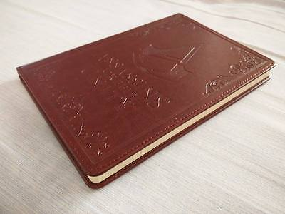 Quaderno in pelle - Leather Notebook - Assassin's Creed Unity