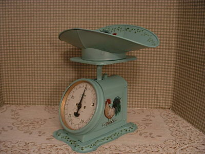 Antique Climax Metal Glass Face 25 Lb. Kitchen Scale Landers Frary & Clark  Jmd.