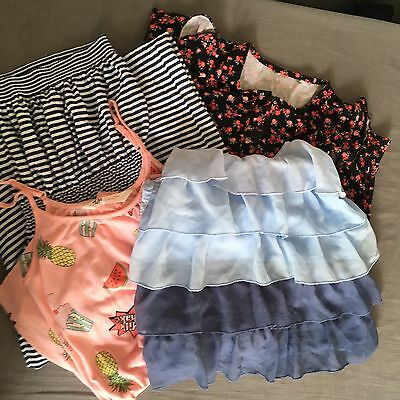 Girls Summer Clothes Age 8-10 Years