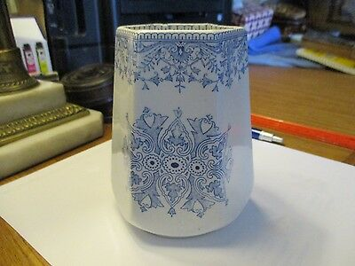 Blue and White Tournay Spooner Transferware by T. & R. Boote