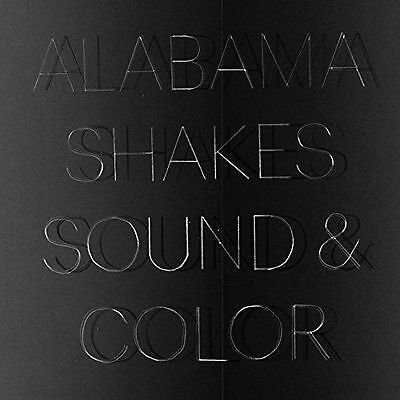 Alabama Shakes ~ Sound & Colour ~ 2 X Vinyl Lp ~ *new And Sealed*