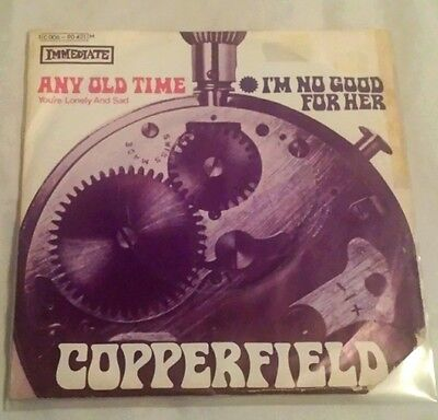 Immediate Records/german Press/copperfield Mod/psych Small Faces
