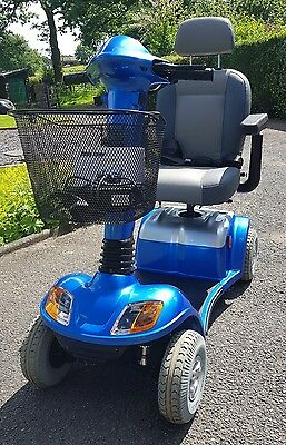Kymco Special Midi X 6Mph Mobility Scooter  - Can Deliver
