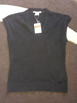 Nike Golf Large Woman's Femme Sleeveless Top *New Tags*