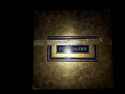 Vintage Estee Lauder Small Wonders Set (4 Fragrances) With Mirror