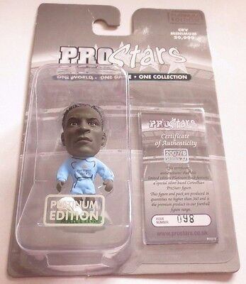 Obafemi Martins 2007 Man City Prostars Platinum Edition Corinthian Figure