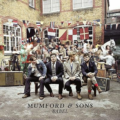 Mumford & Sons ~ Babel ~ Vinyl Lp (Original Version) ~ *new And Sealed*