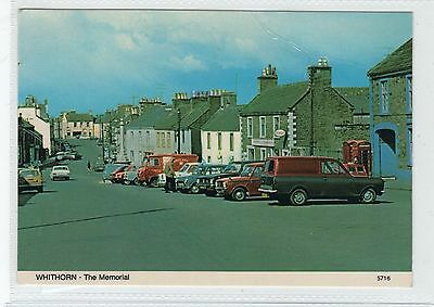 THE MEMORIAL, WHITHORN: Wigtownshire postcard (C28976)