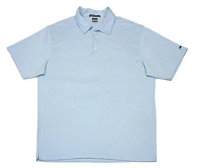 NIKE GOLF Tiger Woods Collection Men's Dri-Fit Short Sleeve Polo Shirt XL