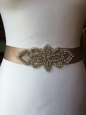 Embellished Belt