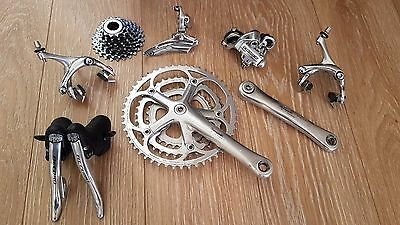 CAMPAGNOLO RECORD CHORUS groupset 9 speed double or triple vintage ask for front