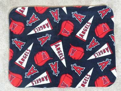 Standard (Twin) Pillow Cover- Fleece - Pro Baseball Mlb Teams - Pick Your Team