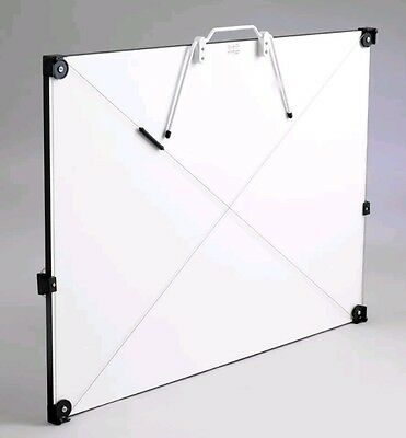 Blundell Harling Challenge A1 Drawing Board White 92x65x1.5cm
