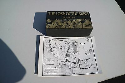lord of the rings cassette boxed set