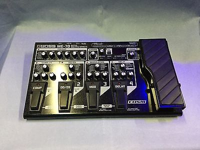 Boss ME-70 Guitar effects Pedal