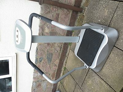 vibration plate  power trainer exercise machine