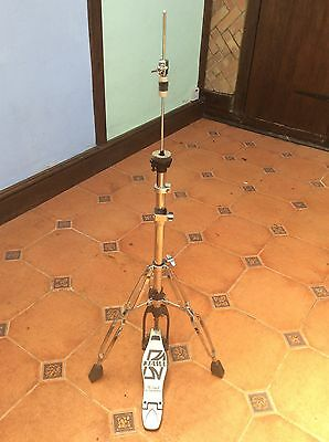 Tama HH75W Hi-Hat Cymbal Stand. Excellent. No reserve. COLLECTION ONLY.