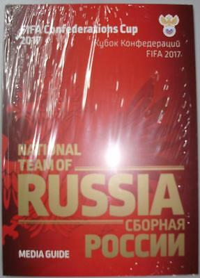 OFFICIAL Media Guide CONFEDERATION CUP 2017 RUSSIA / GERMANY PORTUGAL