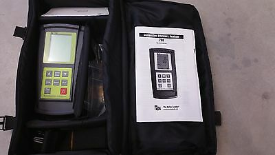 TPI 709 Test Product Combustion Efficiency Analyzer New Never USED