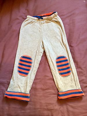 Mini Boden Boys Reversible Trousers 3-4y Great Condition