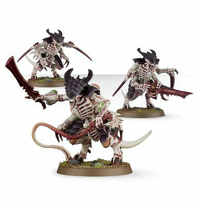 Tyranid Warriors - Warhammer 40k - NEW
