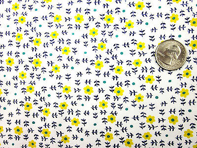 Feedsack 100% AMERICAN Vintage Cotton Quilt & Sewing Fabric