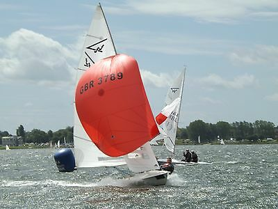 P&B Flying Fifteen Main Sail